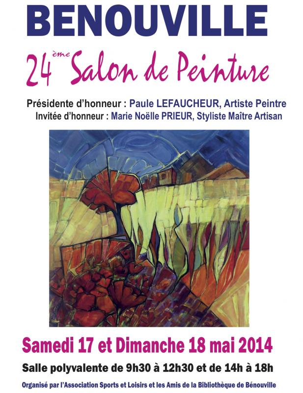 Expo peinture 2014 1